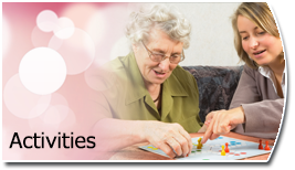Kenneth Care Home - Activities